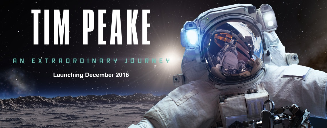 Tim Peake Exhibition